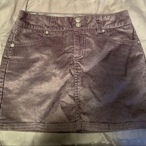 Limited Too Grey Skirt